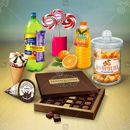 etichete dulciuri