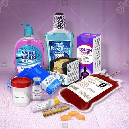 etichete farmacie