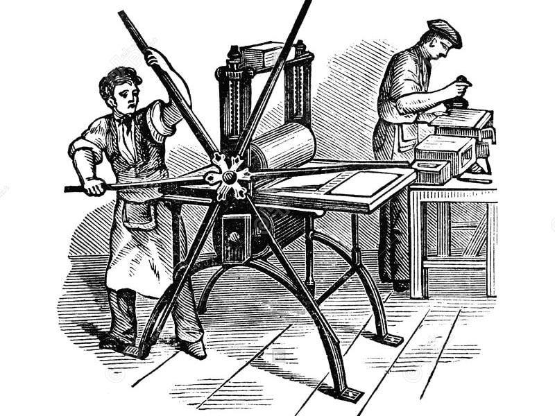 istoric tipografie etichete LabelPrint