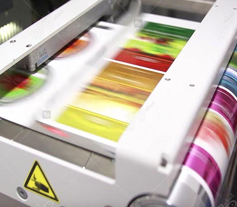 tipar flexografic imprimare flexografica etichete
