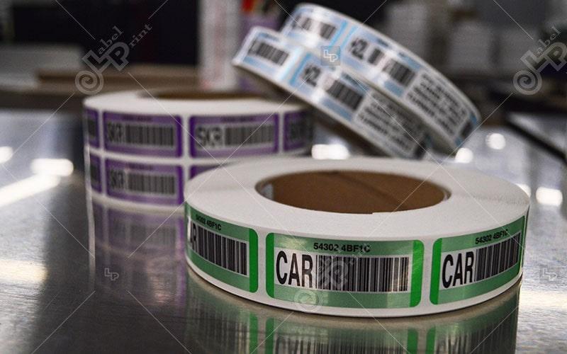 etichete autoadezive imprimate rola