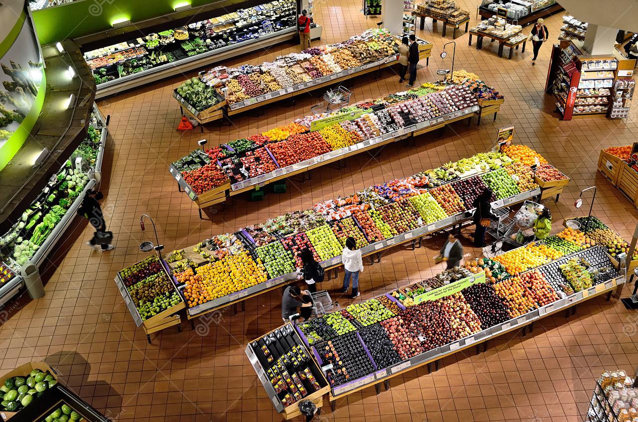 promovare prin etichete produse labelprint supermarket