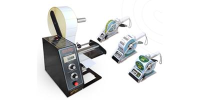 sistem de imprimare si roluire etichete