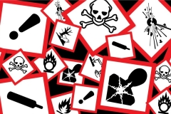 etichete produse chimice