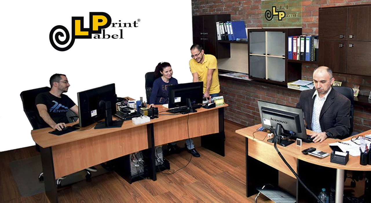 echipa tipografie LabelPrint