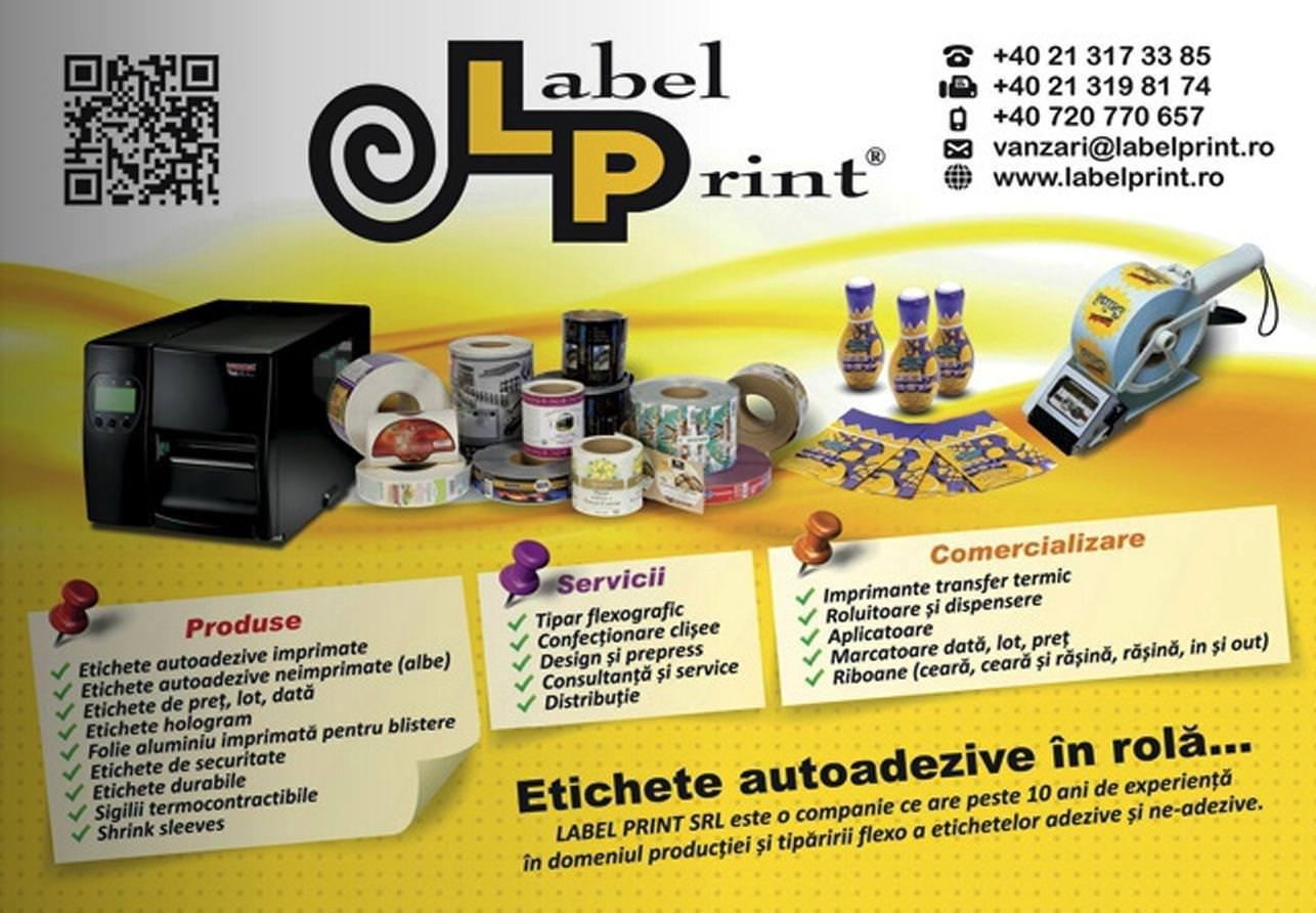 produse servicii LabelPrint