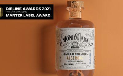 Eticheta Manter: câștigătoare a premiilor Dieline