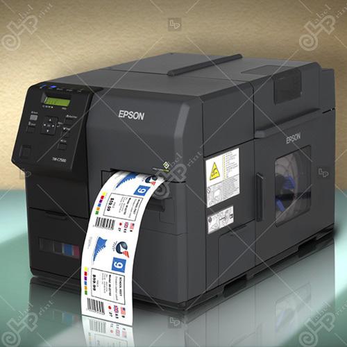 Imprimanta etichete color Epson distribuita de labelprint.ro