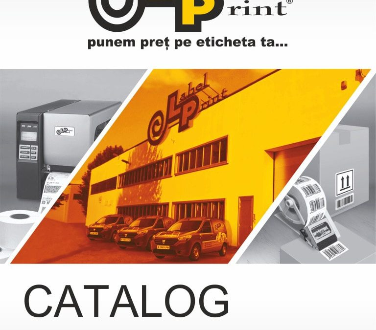 Label Print – Catalog Prezentare 2019
