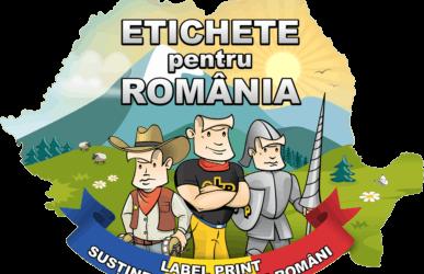 Etichete pentru România