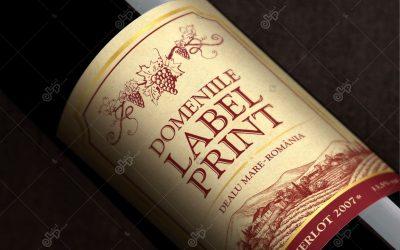 Eticheta desăvârșește sticla sau … despre șampanie, prosecco, cognac, whiskey și alte etichete