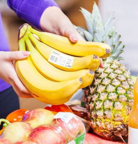 etichete banane