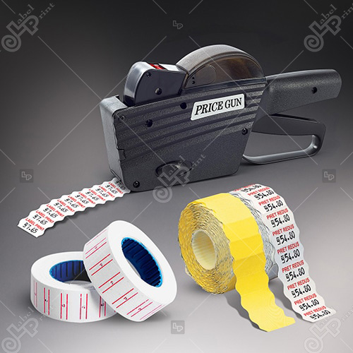 Marcator preturi si etichete pe produse